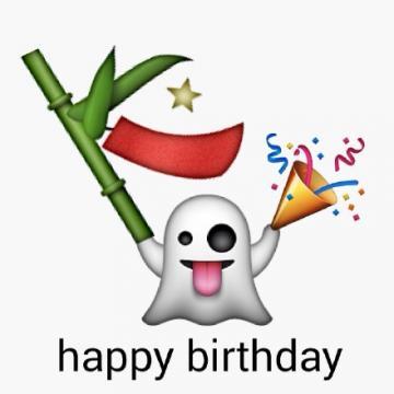 emoji生日快乐表情 微信emoji祝福表情